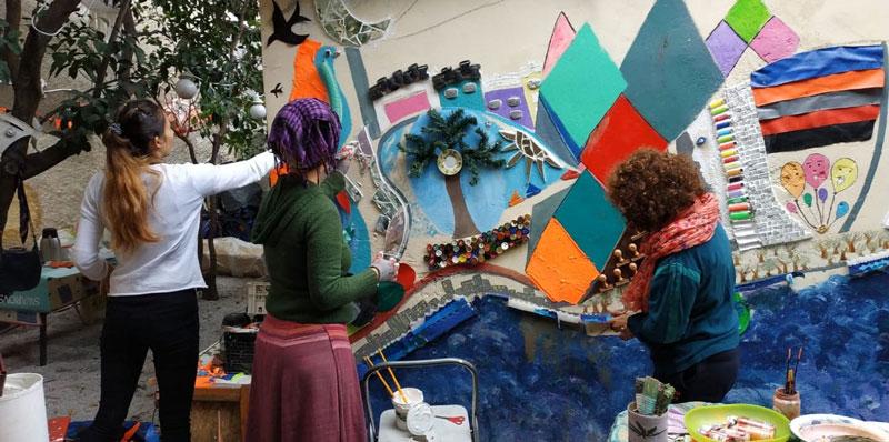 Humade Crafts Workshop & 'το ταξίδι της Parisa'