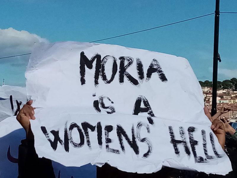#All Women Against Moria